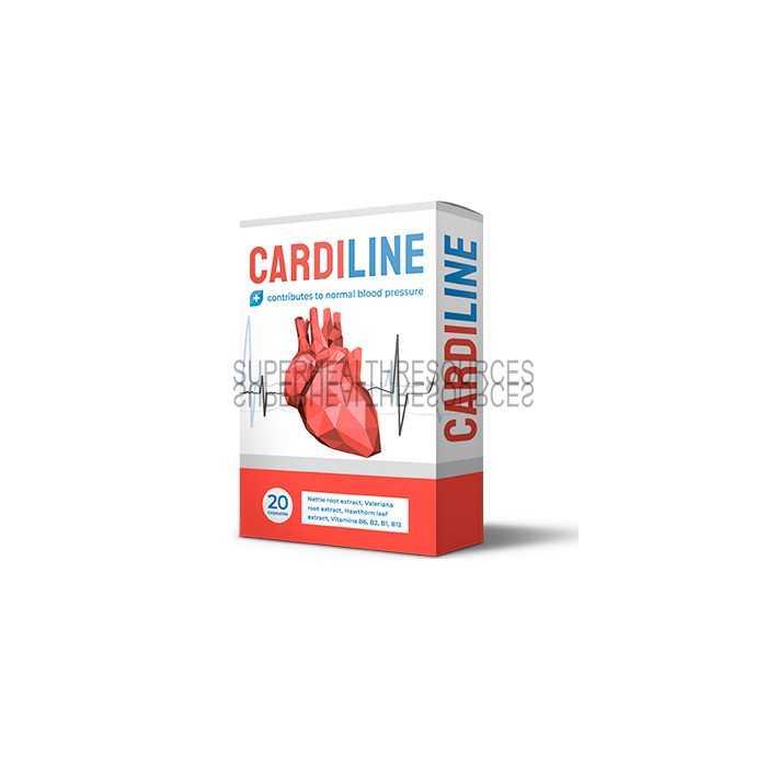 Cardiline En France Maintenant 50% de réduction!